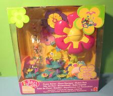 Polly Pocket Mini NEU ♥ Flower Fairies ♥ Flying School ♥ OVP ♥ 2001 ♥ NEW ♥ RAR
