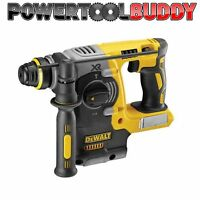 DEWALT DCH273N 18V XR Brushless SDS+ Hammer Drill Body Only 3 Function Cordless