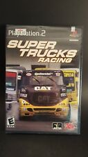 Sony PlayStaion 2 PS2  NEW Super CAT Trucks Racing Factory Sealed