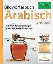 PONS Bildwörterbuch Arabisch (2017, Taschenbuch)