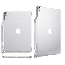 For Apple iPad Air 3 2019 / iPad Pro 10.5 Case Transparent Clear Slim TPU Cover