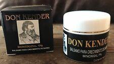 Don Kender Extreme - Balsamo Extra Fuerte para Crecimiento de Barba y Bigote