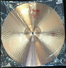 "Paiste 2002 Ridebecken 20"" Zoll  Ride Becken Brilliant / Piatto Cymbale Cymbal"