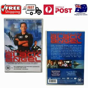 Flight Of The Black Angel DVD FREE POST Peter Strauss Willam O' Leary