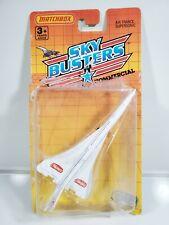 MATCHBOX SKY BUSTERS HEINZ 57 CONCORDE AIR FRANCE W/ BOX