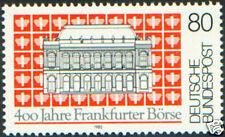 1985 Germany #1447 400th FRANKFURT STOCK EXCHANG VF MNH