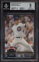 1992 Stadium Club Members Only Greg Maddux Mint BGS 9 Sub 9.5 NL Cy Young Winner