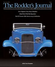 Rodders Journal 23B; Hot Rat Rod, Gasser, 32 Ford Road