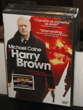 Harry Brown (DVD) Charlie Creed-Miles, Michael Caine, Liam Cunningham, NEW!