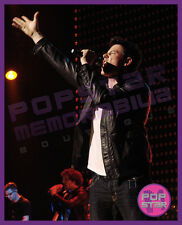 Cory Monteith Glee LIVE Tour 8x10 Photo Concert Picture Finn Hudson 4