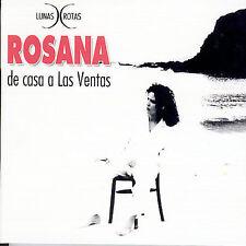De Casa a Las Ventas by Rosana (Cd 2007)  CD (audio CD)