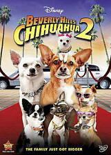 Disney's Beverly Hills Chihuahua 2 (DVD, 2011) w Slipcover