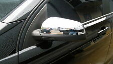 Holden Commodore VE Omega Tripple Chrome LED mirror covers with amber blinkers