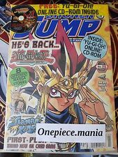 Yu-Gi-Oh! Last Shonen Jump Manga Number 26.2005 RARE.
