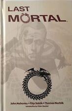 Last Mortal HC (Image) #1-1ST 2012 NEW
