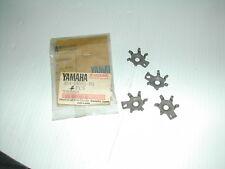 NOS Yamaha SR500 TT500 XT500 DT400 DT250 RD350 Side Plate 434-18561-00  LOT OF 4