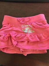 Disney Princess baby kids girl Pink Skirt SIze 12 M