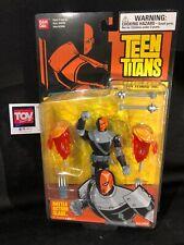 Bandai DC Comics TEEN TITANS animated Deathstroke Battle Action SLADE figure MOC