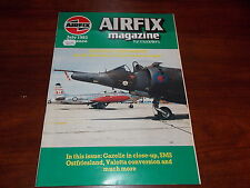 RARE OLD VINTAGE AVIATION MAGAZINE AIRFIX FOR MODELLERS MODEL AIR JULY 1983