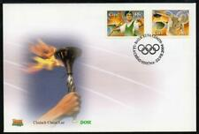 IRELAND 2004 Olympic Games  FDC