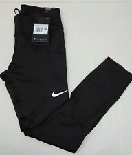 Women's Nike DRI-FIT Capri Tight Fit, Leggings Black- X-Small