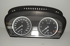 BMW E60 E61 545i Tacho Kombiinstrument instrument cluster 6944118 LHD