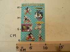 STICKER,DECAL SHEET WITH STICKERS INTRODUCT DISNEY MICKEY MOUSE 2