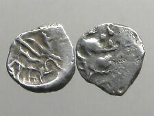 HUNNIC TRIBES SILVER DAMMA_____7th Century AD_____TERRORIZED EUROPE_____Nomadic