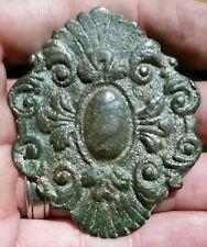 Phalera 100BC-400 AD. Very Rare Roman military Decoration. Huge 27.8 grams