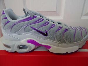Nike Air Max Plus trainers shoes (GS) 718071 004 uk 5.5 eu 38.5 us 6 Y NEW+BOX