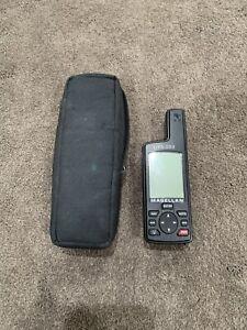 Black Magellan GPS 300 Satellite Navigator Outdoor Hiking Hunting w Case Bundle