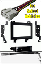 Radio Install Dash Kit Combo for select GMC Chevrolet S10 Blazer Sonoma Jimmy