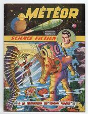 Météor n°46 - Artima 1957 - Giordan. Science-Fiction.