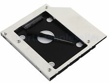 2nd Hard Drive HD HDD SSD Caddy Adapter for HP EliteBook 2530P 2540p 2560p 2740p