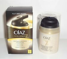 (100ml=18,65€) Olaz Total Effects 7 in one Feuchtigkeitsspendende Tagespflege