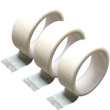 Bendaggio CMS microporosa Isolante Nastro di Supporto da toeletta Triple Pack, 3 X in Scatola 1.25cm x 3m
