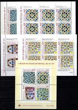 Portugal Azulejos umfangreiche Sammlung postfrisch (Aufstellung unten)