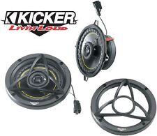 97-02 Jeep Wrangler TJ Kicker OE Replacement Sound Bar Speaker Kit # KWR-9702