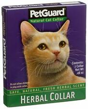 Pet Guard Herbal Cat Collar