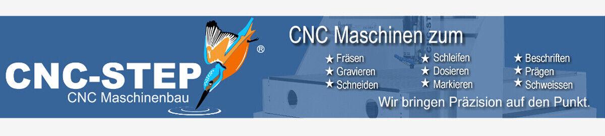 CNC-STEP-CNC Maschinenbau