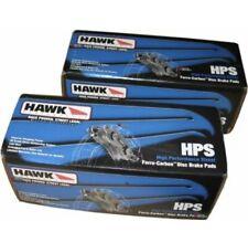 HAWK HPS Performance Front & Rear Pads SET FOR 2004 - 2017 Subaru STI