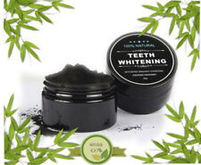 Activated Charcoal Powder Natural Organic Black Teeth Whitening Toothpaste NEW
