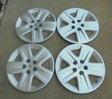 """Hubcaps Wheels Cover 17"""" 2010 11 Chevrolet Impala 5 Spoke w/o police package"""