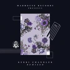 """""""Kerri Chandler remixé"""" - 12"""" vinyl-maison de fous Records"""