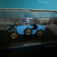 Bugatti Type 35 B racing car in French  Blue 1;43 Solido New issue  model.