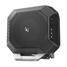 "Infinity BassLink Compacto 10"" 200 vatios DC Clase D Powered Subwoofer System"