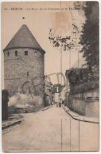 lot 3 CPA Semur-en-Auxois Tour de Gehemme