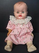 Vintage R&B baby doll (Arranbee) with blue eyes