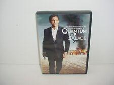 Quantum of Solace  DVD Movie