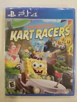 Nickelodeon Kart Racers PS4 PlayStation 4 Brand New Sealed RACING FREE S/H SONY